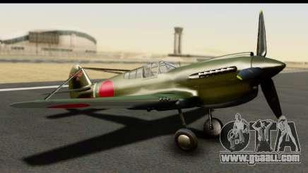 P-40E Kittyhawk IJAAF for GTA San Andreas