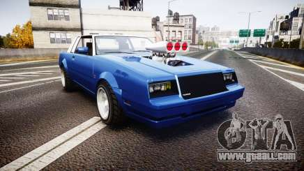 Willard Faction Turbo T for GTA 4