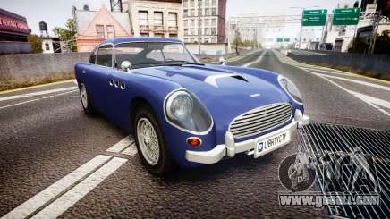 GTA V Dewbauchee JB 700 for GTA 4