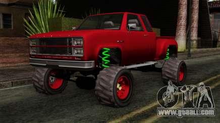 Bobcat Fx4 for GTA San Andreas