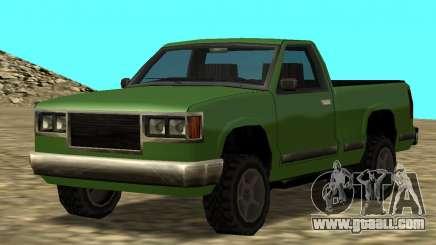 PS2 Yosemite for GTA San Andreas