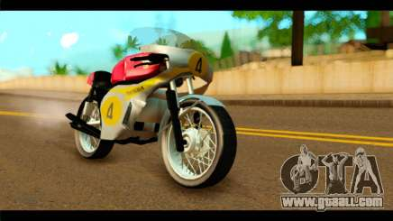 Honda RC 181 1967 for GTA San Andreas