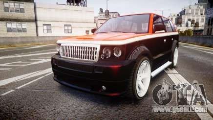 Vapid Huntley Sport RS for GTA 4