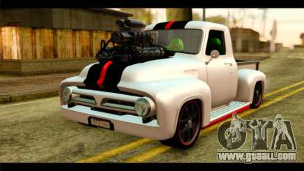 Ford F-100 for GTA San Andreas