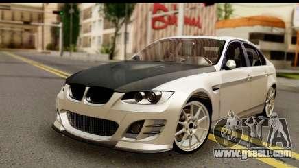 BMW M3 E90 Hamann for GTA San Andreas