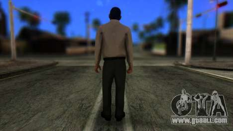 GTA 5 Skin 5 for GTA San Andreas second screenshot
