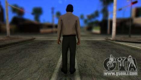 GTA 5 Skin 5 for GTA San Andreas second screenshot