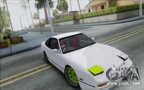 ENB Series Settings for Medium PC for GTA San Andreas third screenshot
