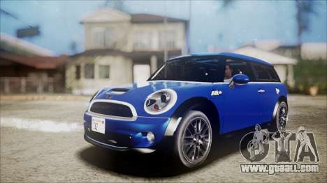 Mini Cooper Clubman 2011 Sket Dance for GTA San Andreas