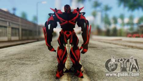 Stinger Skin from Transformers for GTA San Andreas second screenshot