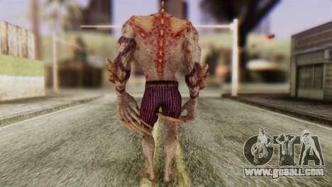 Titan Powered Joker from Batman Arkham Asylum for GTA San Andreas third screenshot