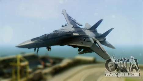 F-14D Super Tomcat Halloween Pumpkin for GTA San Andreas