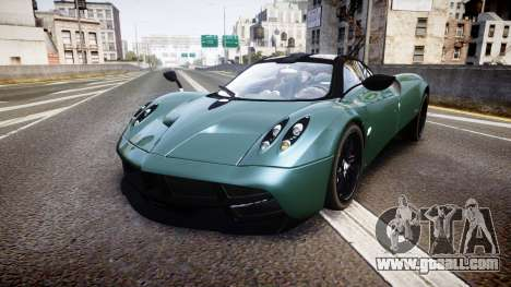 Pagani Hauyra for GTA 4