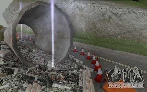 Road repair for GTA San Andreas sixth screenshot