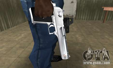 Tiger Deagle for GTA San Andreas