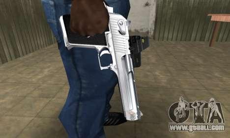 Tiger Deagle for GTA San Andreas