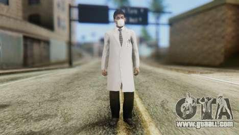 Vrash Skin from GTA 5 for GTA San Andreas