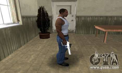 Tiger Deagle for GTA San Andreas third screenshot