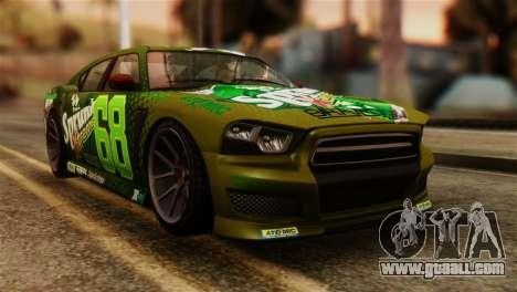 GTA 5 Bravado Buffalo Sprunk IVF for GTA San Andreas