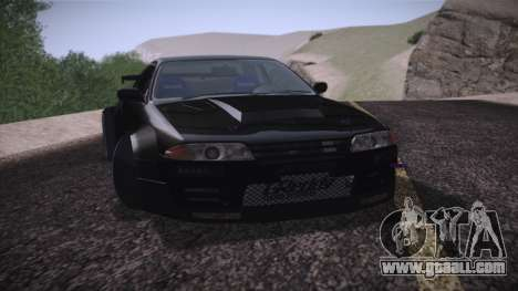 ENB by OvertakingMe (UIF) for Powerfull PC for GTA San Andreas sixth screenshot