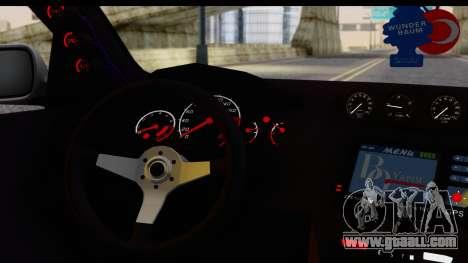 Seat Ibiza for GTA San Andreas right view