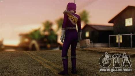 Power Rangers Skin 7 for GTA San Andreas second screenshot