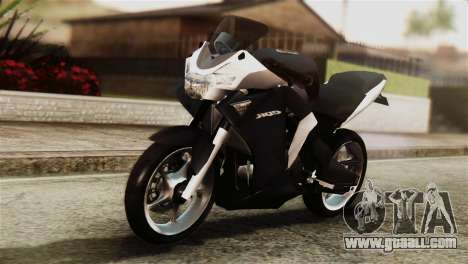 Honda CBR250R for GTA San Andreas