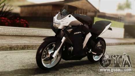 Honda CBR250R for GTA San Andreas