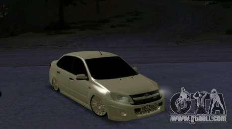 VAZ 2190 Sport for GTA San Andreas