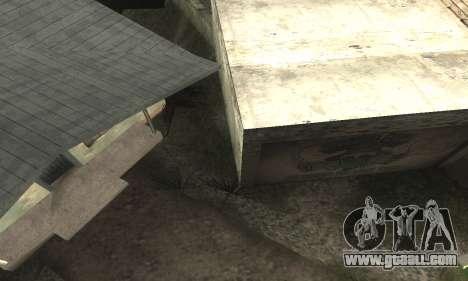 Welcome Back for GTA San Andreas forth screenshot