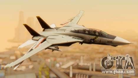 F-14A Tomcat VF-202 Superheats for GTA San Andreas