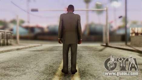 GTA 5 Skin 2 for GTA San Andreas second screenshot