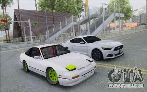 ENB Series Settings for Medium PC for GTA San Andreas second screenshot