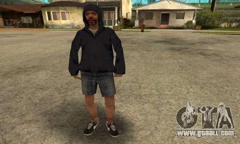 Cool Bitch Five for GTA San Andreas third screenshot