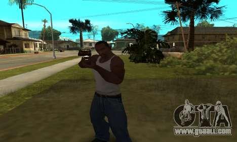 Leopard Deagle for GTA San Andreas third screenshot