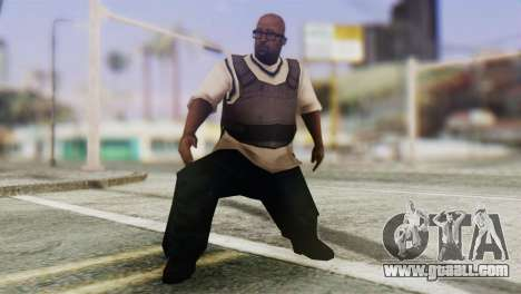 Big Smoke Skin 4 for GTA San Andreas