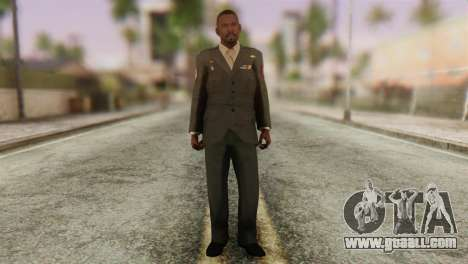 GTA 5 Skin 2 for GTA San Andreas
