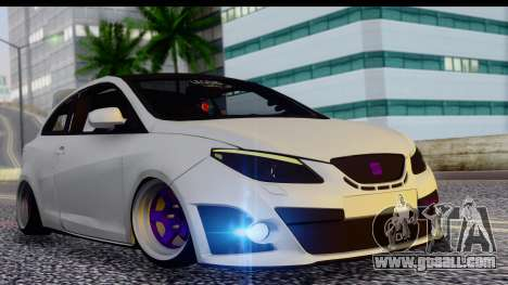 Seat Ibiza for GTA San Andreas