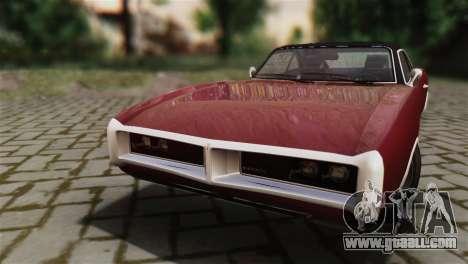 GTA 5 Imponte Dukes IVF for GTA San Andreas