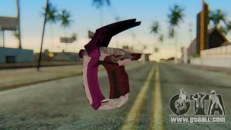 Break Gun for GTA San Andreas second screenshot