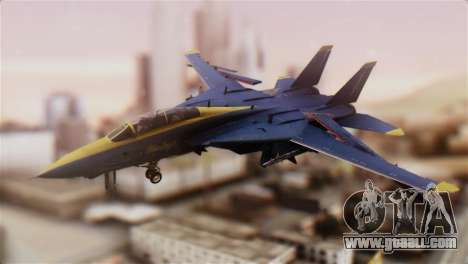 F-14A Tomcat Blue Angels for GTA San Andreas