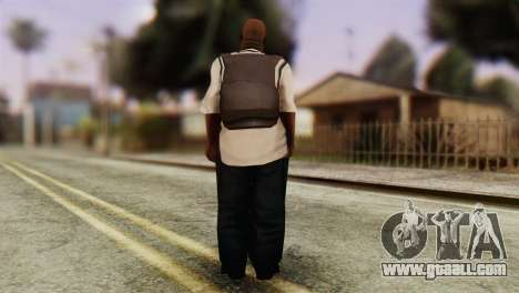 Big Smoke Skin 4 for GTA San Andreas third screenshot