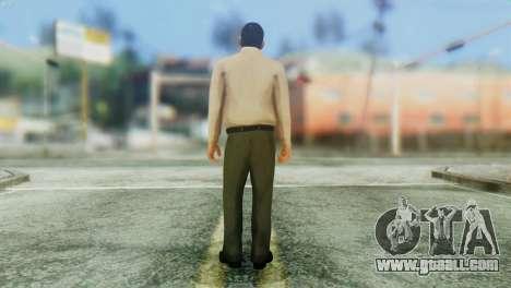 GTA 5 Skin 3 for GTA San Andreas second screenshot