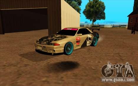 Nissan Skyline R32 RLD for GTA San Andreas