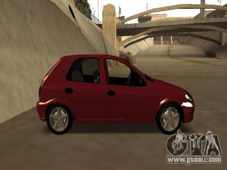 Suzuki Fun 2009 for GTA San Andreas