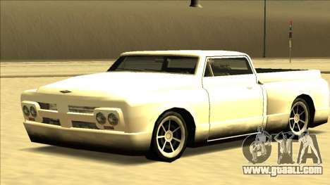 Slamvan Final for GTA San Andreas right view