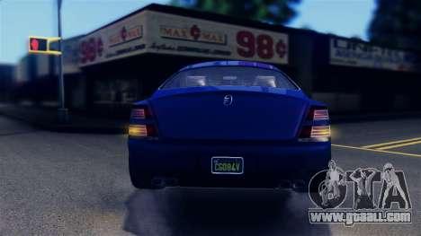 GTA 5 Enus Windsor IVF for GTA San Andreas interior