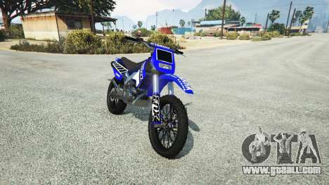 Maibatsu Sanchez Yamaha-KTM-Monster Energy for GTA 5