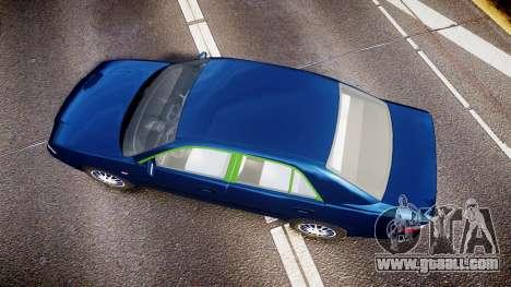 Mazda 626 for GTA 4 right view