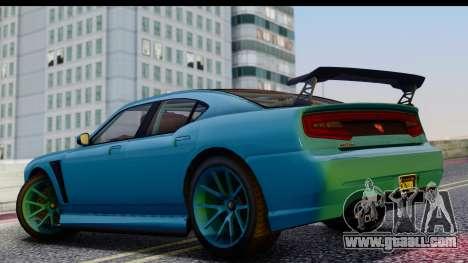 GTA 5 Bravado Buffalo S Sprunk for GTA San Andreas right view